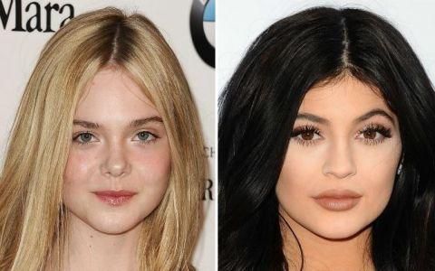 Vedete care sunt nascute in acelasi an, desi arata foarte diferit