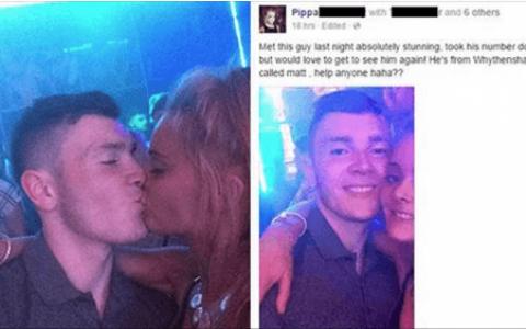 A fost in club, a cucerit o tanara si au inceput o relatie. Ce a descoperit femeia cand a intrat pe facebook-ul lui
