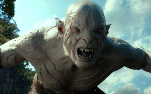 A creat unul dintre cele mai inspaimantatoare personaje din  The Hobbit . Cum arata actorul care l-a jucat pe Azog