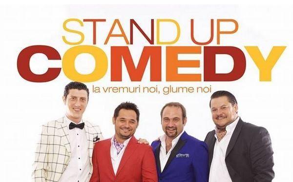 Cu PROTV mergi la cel mai tare Stand Up Comedy al anului! La vremuri noi, glume noi cu Bobo, Dita, Vancica si Rait