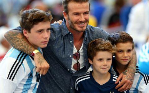 Brooklyn, fiul lui David Beckham, a devenit unul dintre cei mai populari adolescenti. Cat de frumoasa e noua lui iubita