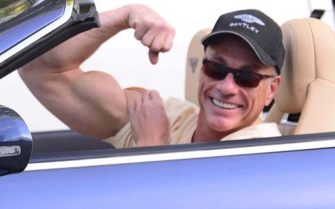 Cum arata Jean-Claude Van Damme la 56 de ani. Intreaga familie a actorului se afla intr-o forma de zile mari