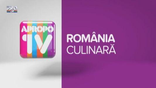 ApropoTV: Romania culinara