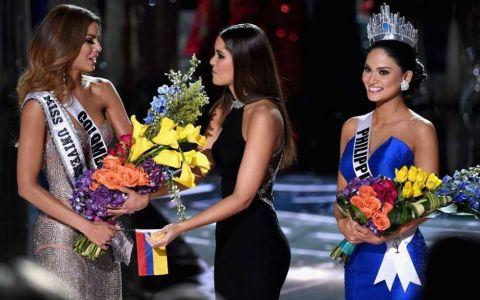 S-a vorbit doar despre cele doua  castigatoare  de la Miss Univers, dar concurenta de pe locul 3 e de o frumusete ireala