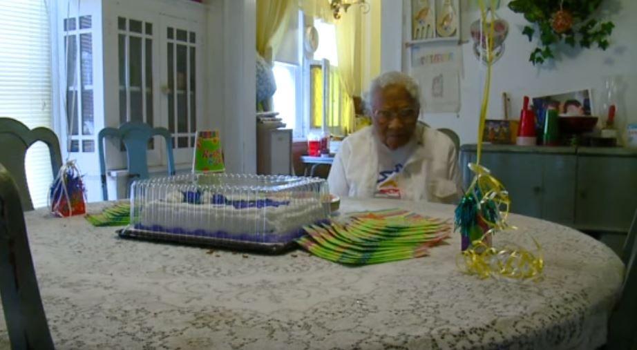 In ziua in care a implinit 108 ani le-a dezvaluit tuturor secretul longevitatii sale. Motivul este unul minunat