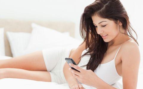 SMS-uri de  noapte buna . Ce mesaje sa ii trimiti iubitului ca sa-l topesti
