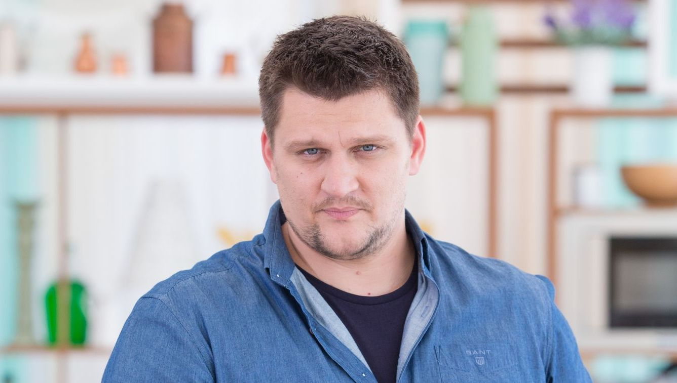 Alex Stan, juratul perfectionist de la Bake Off Romania