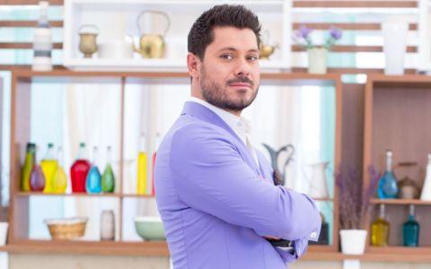 Tudor Constantinescu, despre  Bake Off Romania . Cea mai dulce competitie culinara, din 29 februarie, la ProTV