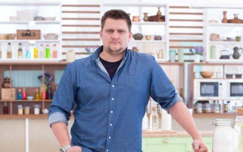 Alex Stan, despre noua competitie culinara de la ProTV.  Bake Off Romania , din 29 februarie