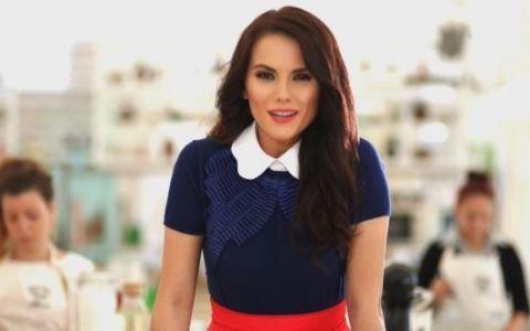 Nicolle Stanese, gazda show-ului  Bake Off Romania , vine sambata la  Ce se intampla, doctore?