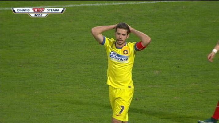 Totul se decide in retur! Dinamo 0-0 Steaua: vezi aici toate fazele din meci