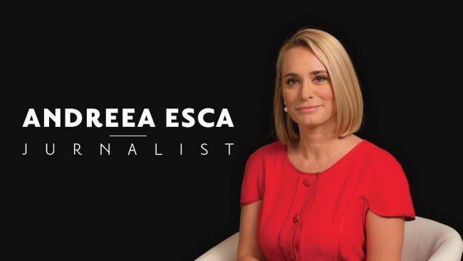 Andreea Esca, asa cum nu o vezi niciodata. Cum arata vedeta inainte de a aparea pe ecrane. Fotografie de mii de like-uri
