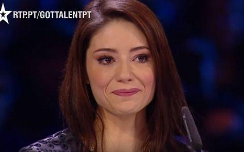 Vocea ei iti va da fiori. Ce a facut o fetita pe scena de la Got Talent Portugal i-a facut pe jurati sa planga