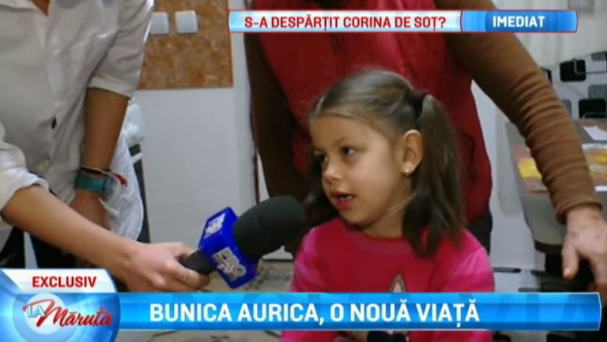 Bunica Aurica are o casa noua pentru nepoatele ei.Cum arata viata celor trei dupa emisiunea La Maruta