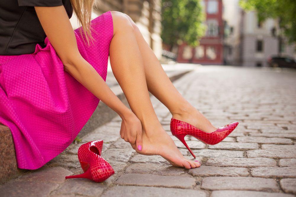 5 lucruri care ti se pot intampla daca renunti sa mai porti tocuri