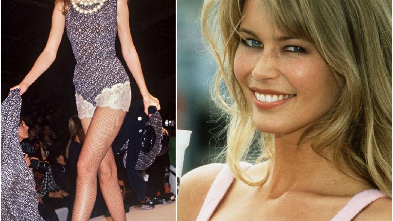 S-a spus despre ea ca era cea mai frumoasa femeie in anii  90. Cum arata acum regina modellingului Claudia Schiffer