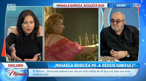 Cum a reactionat Mihaela Borcea la acuzatiile aduse