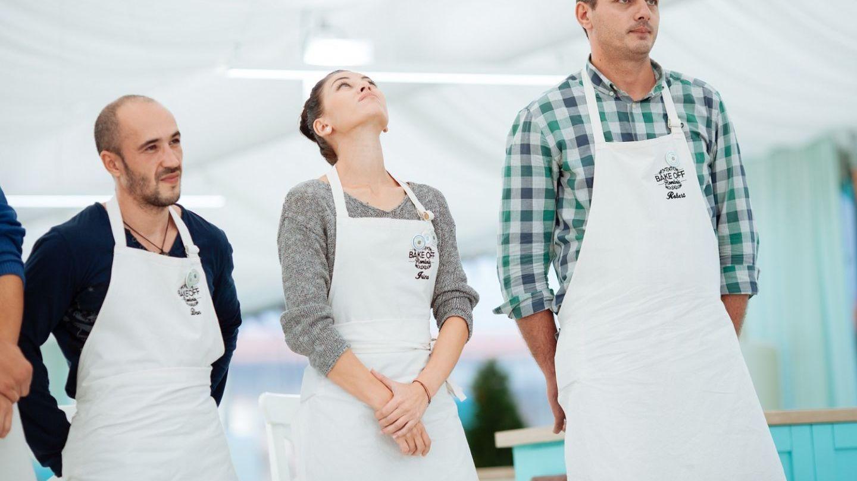 Irina, Robert si Daniel merg in marea finala Bake Off Romania