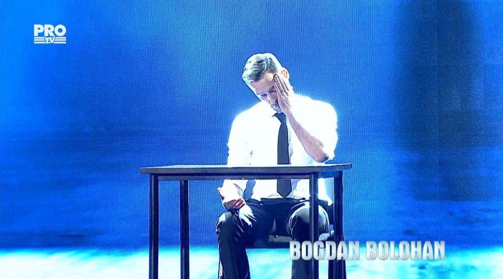 Dupa finala de la Romanii au talent, a devenit un nume de referinta in dans! Numele lui e Bogdan Bolohan