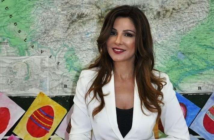 Oana Cuzino sustine campania  Paine si maine  lansata de organizatia World Vision