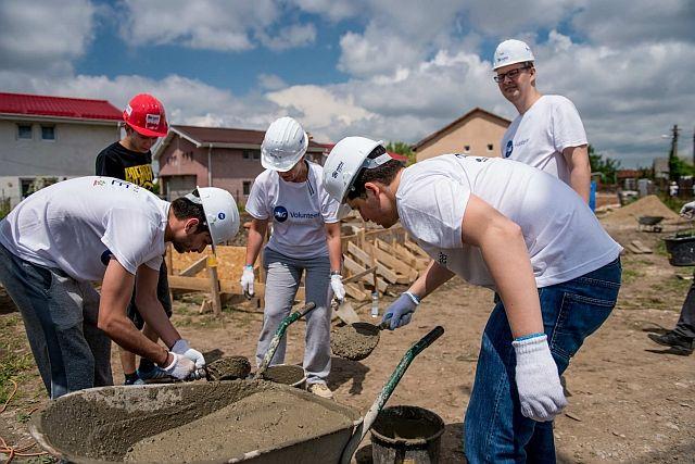 P G Romania: o poveste despre voluntariat si viitorul construit cu pasiune (P)
