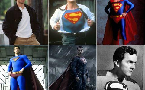 Noul Superman e tanar, plin de muschi si foarte sexy. Cum arata actorul care va juca rolul celebrului personaj