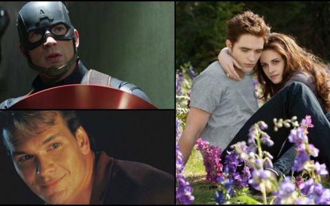 Captain America si Bella din  Twilight  ar fi putut avea alte chipuri. Ce actori puteau sa primeasca rolurile care au dat lovitura, dar nu au mai ajuns sa joace in filme