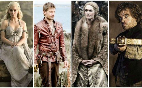 Sunt adorati de milioane de fani, iar castigurile lor sunt pe masura popularitatii. Cei mai bine platiti actori din  Game of Thrones