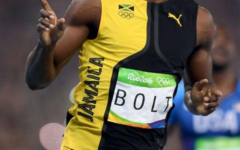 Imaginea despre care vorbeste toata lumea. Cum a fost fotografiat Usain Bolt la Jocurile Olimpice de la Rio