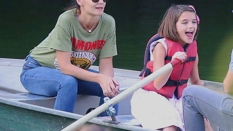 Fiica lui Tom Cruise, mai frumoasa pe zi ce trece. Cat de mult a crescut Suri si cum arata acum