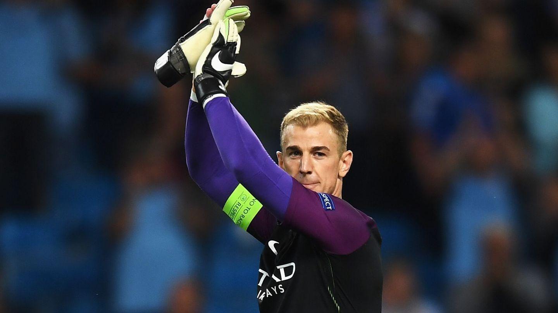 Gestul emotionant facut de fanii lui Manchester City pentru Joe Hart. Ce s-a intamplat in timpul meciului cu Steaua