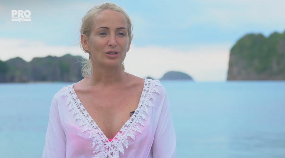 """Ce a declarat Aurelia dupa ce a plecat de la Supravietuitorul - VIDEO EXCLUSIV. """"Ma asteptam sa ies. Sunt foarte grele conditiile de pe insula"""""""