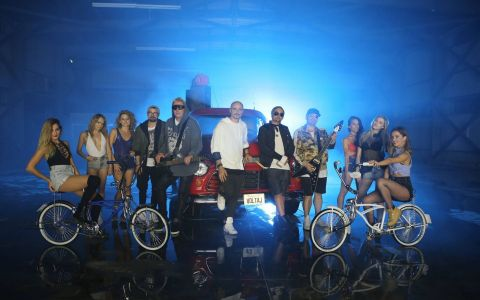 Voltaj lanseaza videoclipul piesei  Nana , feat Ruby  Colin - VIDEO