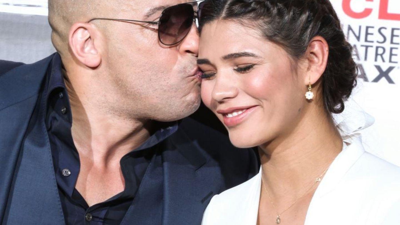 El este un actor cu roluri fioroase, dar familia sa este adorabila. Cum arata iubita lui Vin Diesel si cei trei copii