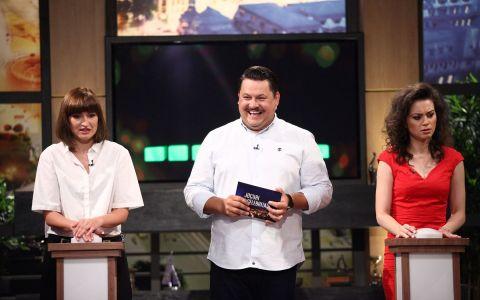 Marele premiu de 10.000 de lei a fost castigat de echipa lui Ipate la Jocuri de celebritate