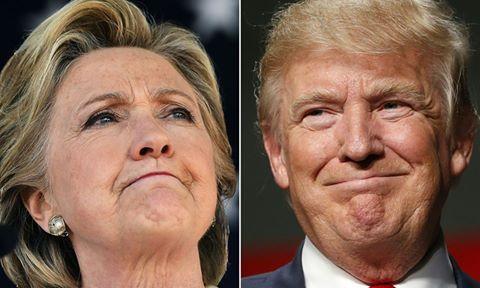 REZULTATE ALEGERI SUA. Donald Trump a fost ales presedintele SUA. Hillary Clinton l-a sunat si l-a felicitat
