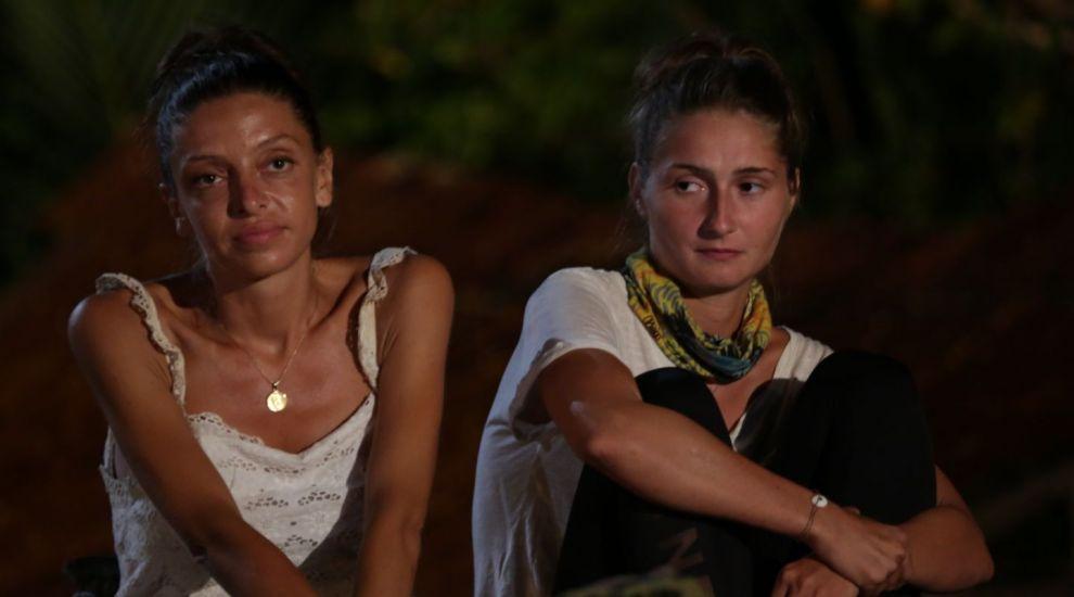 Diana si Andreea, la un pas sa fie eliminate la Consiliul Tribal. Cine a parasit pana la urma competitia