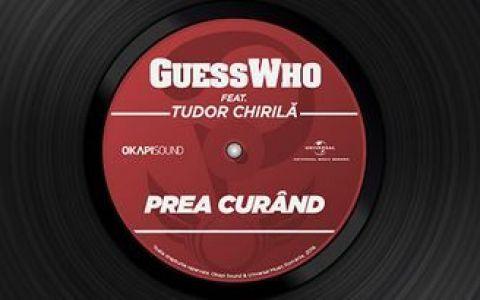 Timpul se dilata in noul videoclip Guess Who, Prea Curand feat. Tudor Chirila