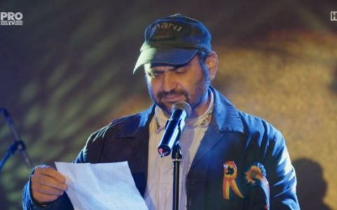 Adrian Vancica, emotionat de reactia oamenilor la scrisoarea lui Celentano:  Sunt coplesit