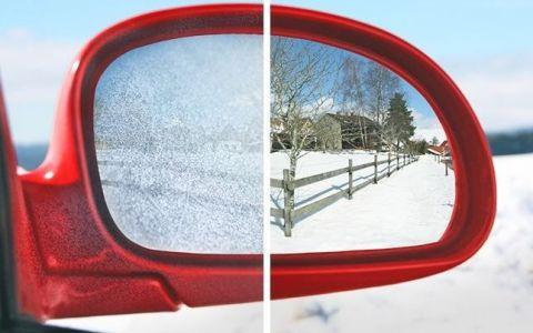 Trucuri pe care orice sofer trebuie sa le stie iarna. Cum sa dezgheti imediat oglinzile si usile cand e foarte frig