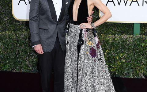 Justin Timberlake si Jessica Biel, adorabili pe covorul rosu. Cum au aparut cei doi la Globurile de Aur