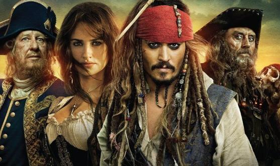 Filme de weekend: astazi,  Piratii din Caraibe: Pe ape si mai tulburi , de la 20:30
