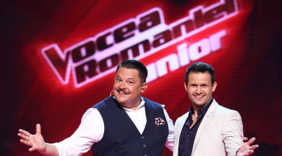 Mihai Bobonete si magicianul Robert Tudor vorbesc despre experienta concurentilor de la Vocea Romaniei Junior!