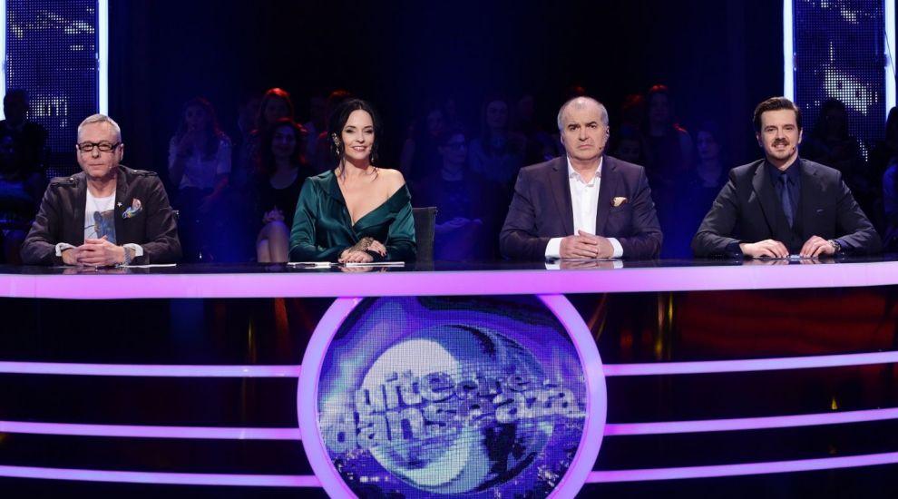 Joseph Hadad si Georgiana Caita au fost eliminati din competitia Uite cine danseaza!