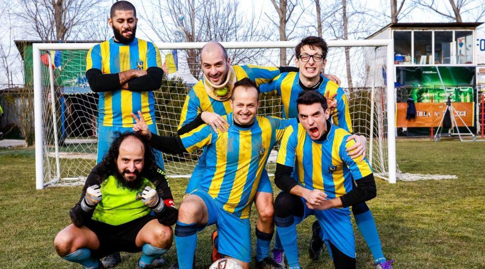 Echipa Atletico Textila are un nou finantator! Daca e miercuri, e comedie la ProTV!