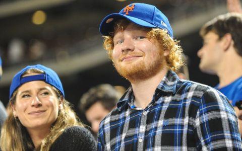 Este copia lui Ed Sheeran, dar nu este fiica lui. Cum arata fetita de numai doi ani care pare clona artistului