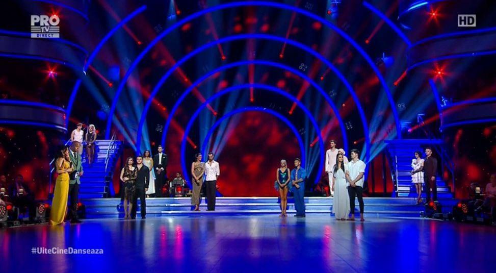 """Aceasta e cea de-a patra echipa care paraseste show-ul """"Uite cine danseaza"""". Ce vedeta a spus adio competitiei"""
