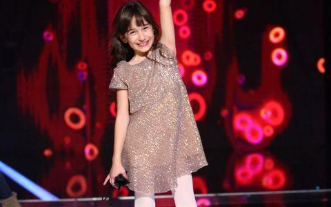 Maia Malancus, castigatoarea primului sezon Vocea Romaniei Junior:  Vreau sa colaborez in continuare cu Marius Moga