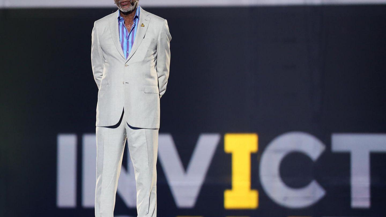 Putini stiu ca Morgan Freeman are o nepoata superba. Actorul a fost surprins cu familia lui numeroasa