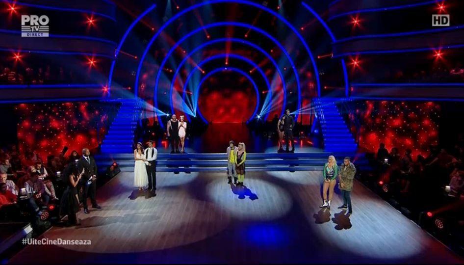 Au ramas doar patru perechi in competitia Uite cine danseaza! Cine sunt concurentii eliminati